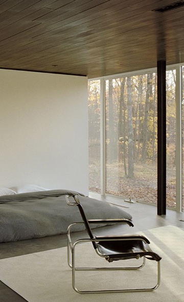 Minimalist Interior - Photographer Unknown